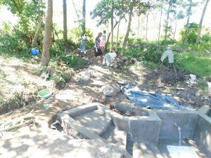 The Water Project:  Backfilling Continues