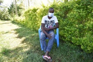 The Water Project:  Edward Omutere