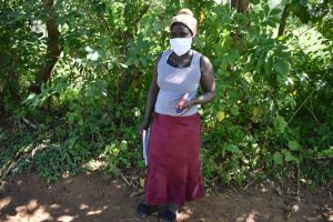 The Water Project:  Rosemary Alima