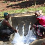 The Water Project: - Shihome Community, Peter Majoni Spring