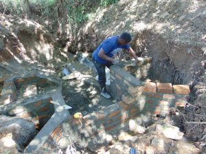 The Water Project:  Walls Construction