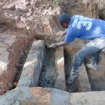 The Water Project: Kimang'eti Community, Kimang'eti Spring -  Stair Construction