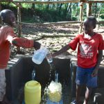 The Water Project: Kimang'eti Community, Kimang'eti Spring -  Cheers