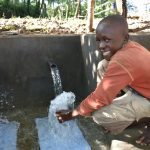 The Water Project: Kimang'eti Community, Kimang'eti Spring -  Water Celebration