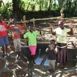 The Water Project: Kimang'eti Community, Kimang'eti Spring -  Celebrating The Spring