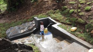 The Water Project:  Child At The Spring