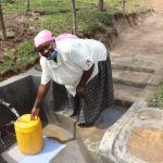 The Water Project: - Mahira Community, Mukalama Spring
