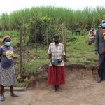 The Water Project: Mahira Community, Mukalama Spring -  Water User Committee Leaders