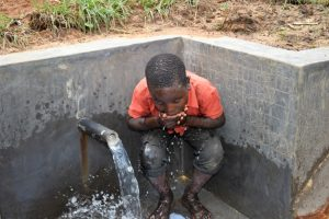 The Water Project:  A Taste Of Clean Water