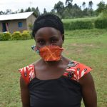The Water Project: Mukhungula Community, Mulongo Spring -  Alice Solomon Baraka Wuc Secretary