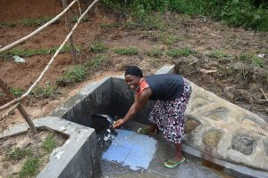 The Water Project:  Mama Baraka