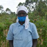 The Water Project: Mukhungula Community, Mulongo Spring -  Rosemary Mulongo Wuc Chair