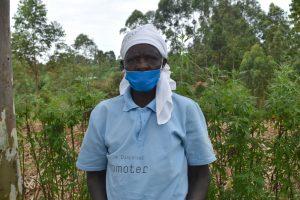The Water Project:  Rosemary Mulongo Wuc Chair