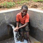 The Water Project: Mukhungula Community, Mulongo Spring -  Water Celebrations