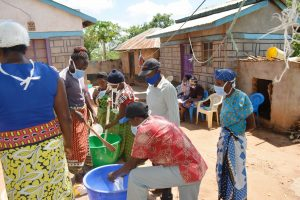 The Water Project:  Soap Making
