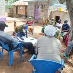 The Water Project: King'ethesyoni Community A -  Training Discussion