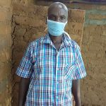 The Water Project: Yumbani Community A -  Eluid Kyungu Chair