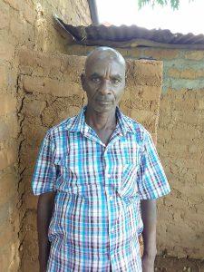 The Water Project:  Eluid Kyungu Chair