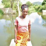The Water Project: Yumbani Community A -  Florence Munyau