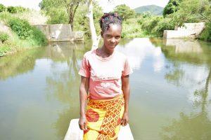 The Water Project:  Florence Munyau