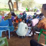 The Water Project: Yumbani Community A -  Hygiene And Sanitation Training