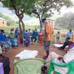 The Water Project: Yumbani Community A -  Hygiene Training Activity
