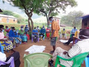 The Water Project:  Hygiene Training Activity