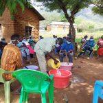 The Water Project: Yumbani Community A -  Soap Making Training