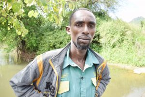 The Water Project:  Sylvester Nzangu