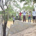 Yumbani Community sand dam complete!