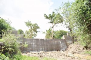 The Water Project:  New Sand Dam