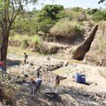 The Water Project: Yumbani Community -  Prepping Dam Site