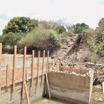 The Water Project: Yumbani Community -  Scaffolding