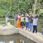 The Water Project: Yumbani Community A -  Complete Shallow Well