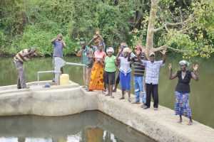 The Water Project:  Complete Shallow Well