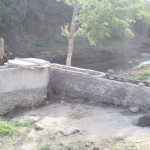 The Water Project: Yumbani Community A -  Pathway To Well Under Construction