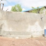 The Water Project: Mutwaathi Secondary School -  Completed Tank
