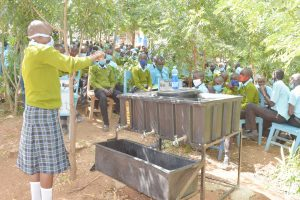 The Water Project:  Handwashing At The Training