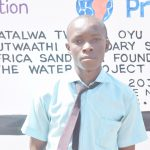 The Water Project: Mutwaathi Secondary School -  Musyoki K