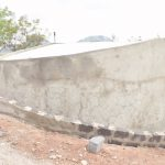 The Water Project: Mutwaathi Secondary School -  Tank Walls Dry