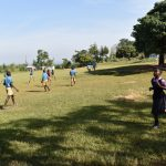 The Water Project: Ibokolo Primary School -  Playground