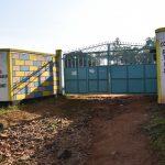 The Water Project: Ibokolo Primary School -  School Gate