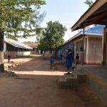 The Water Project: Ibokolo Primary School -  Outside School Buildings