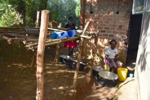 The Water Project:  Working Outside The Kitchen