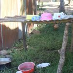 The Water Project: Emachina Primary School -  Dish Rack