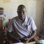 The Water Project: Emachina Primary School -  Teacher Wycklife Shikwati