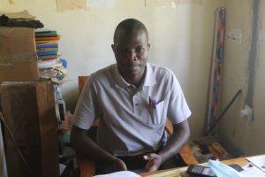 The Water Project:  Teacher Wycklife Shikwati