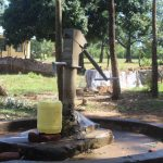 The Water Project: Emachina Primary School -  Water Source
