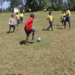 The Water Project: Emachina Primary School -  Students Playing