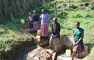 The Water Project:  At The Spring